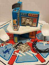 Six Million Dollar Man 1977 Bionic Mission Control Center Playset C.Steve Austin
