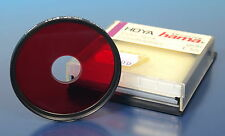 Hoya ø55mm farbeffektfilter effect filtro filtre color-spot rojo Red - (91813)