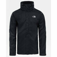 THE NORTH FACE EVOLVE II TRICLIMATE JACKET TNF BLACK 3 IN 1  FW 2019 GIACCA N...