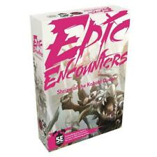 Epic Encounters Shrine of The Kobold Queen Role Playing Game