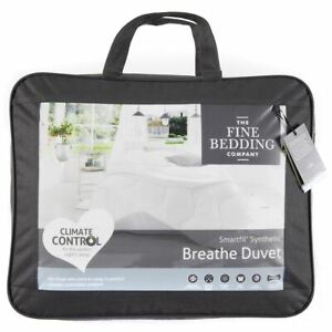 The Fine Bedding Company Breathe Synthetic Duvet Single Double King Superking