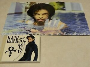 Prince Rave Un2 the Joy Fantastic CD [Including Poster - see photo]