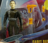 Cadet Data Warp Factor 3 '97 Playmates Star Trek Next Generation MOC TNG Figure