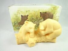 VTG 1970's AVON HONEY BEARS  WAX POMANDER NEW IN ORIGINAL PACKAGE-FREE SHIPPING