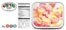 STRAWBERRY BANANA - TAFFY TOWN Salt Water Taffy Candy - 1/2 LB BAG - BULK