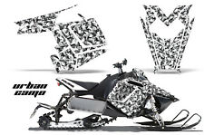 Sled Graphics Kit Decal Sticker Wrap For Polaris Pro RMK Rush 11-16 URBAN CAMO W