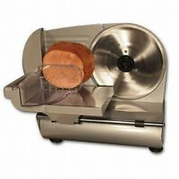 Slicer Food Meat Electric Deli Blade Rival Stainless Steel Cheese Cutter Bread