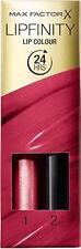 Max Factor Lipfinity Longwear Lipstick 024 Stay Cheerful