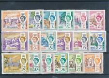 [56071] Bermuda good set MNH Very Fine stamps