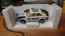 Scalextric C376 Ford Escort Xr3i Mobil Boxed