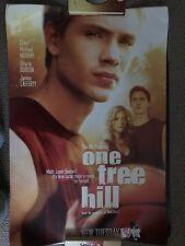 One Tree Hill WB POSTER CW Chad Michael Murray HILARIE BURTON James Lafferty