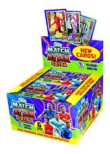 Topps Match Attax Extra Premier League 2015-16 Cards 50 Packs $44.95 (300 Cards)