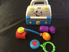 Fisher Price dr. Bag Laugh Learn Sing a Long Med Kit  Baby toy