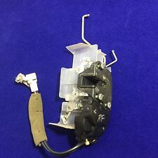 1992 - 1996 TOYOTA CAMRY RIGHT FRONT PASS DOOR LATCH WITH LOCK ACTUATOR OEM 4DR