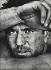 1985 Vintage Print MEL GIBSON Movie Film Actor Photo Gravure 16x20 By HERB RITTS