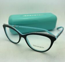 08e29a4c439 Tiffany   Co. Eyeglasses TF 2147-b 8055 52-16 140 Black on