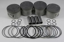 Nippon Racing JDM Honda Turbo B-Series Floating Pistons B20Z B20B B18C 84.5mm 2.