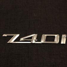 Genuine BMW E65 Sedan Trunk Lid 740i Emblem Badge Logo Sign OEM 51147154497
