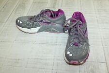 Brooks Ariel 14 Running Shoes - Women's Size 7.5 D, Gray/Violet