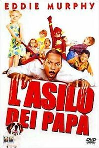 L'asilo dei papà (2003) Eddie Murphy DVD NUOVO SIGILLATO ITALIANO Film Cinema