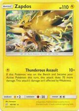 x4 Buff Padding Reverse Holo Pokemon SM9 Team Up M//NM Eng Uncommon 136//181