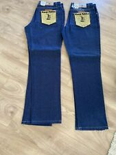 Hard Yakka Denim Jeans Blue New Size 92R -WORK PANTS Heavy Duty