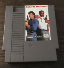 Lethal Weapon (Nintendo Entertainment System, NES) Tested Works Great