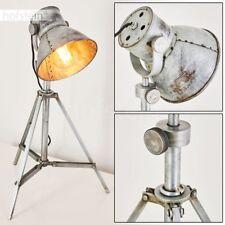 Lampe de table Retro Lampe de bureau Lampe de lecture Lampe de chevet Rouille
