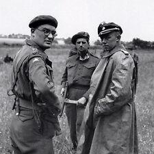 8x6 Gloss Photo wwF84 Normandy Invasion WW2 World War 2 1263
