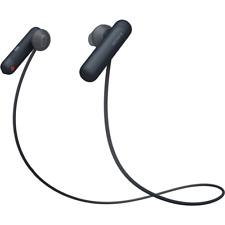 Sony WI-SP500 Wireless In-Ear Sports Headphones Bluetooth 4.2 NFC WISP500 Black