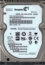 "Seagate Momentus 500GB Internal 7200RPM 2.5"" (ST9500423AS) HDD"