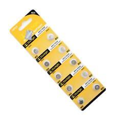 10x LR41 AG3 392A SR41SW 384 LR736 V3GA 192 1.55V Cell Battery Watch Button Coin