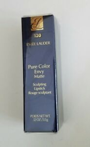 Estee Lauder Pure Color Envy Matte Sculpting Lipstick 120 IRREPRESSIBLE 0.12oz