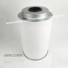 Fits Atlas Copco 1604132800 Oil Separator