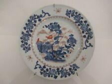 2 alte chinesische Wandteller old chinese plates Teller antik handbemalt China