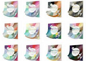 "Hunkydory Marvellous Mirri Pad - 8 x 8"" card stock"