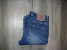 VINTAGE Levis 507 (0487) Bootcut Jeans W31 L32 SEHR GUTER ZUSTAND CY527