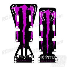 T-Maxx / E-Maxx INTEGY Skid Plate Protectors Monster- Pink - Traxxas