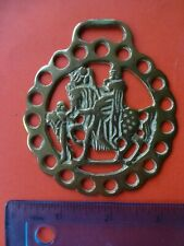 Horse Brass Knight or King on his Horse