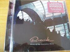 RIVERSIDE SHRINE OF NEW GENERATION SLAVE CD MINT-