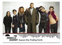 2020 Rittenhouse The Umbrella Academy Season One Trading Cards P2 Promo Card