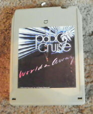Pablo Cruise  Worlds Away  8 Track Cartridge Tape  (RP)
