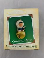 2004 Hallmark Keepsake Ornament Miniature Eskimo Christmas Bells #10 in Series