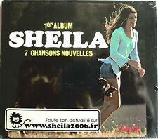 "SHEILA - CD ""LOVE (1er ALBUM) - NEUF"