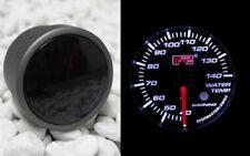 Wassertemperaturanzeige Kühlwasser SMOKE LINE WEISS 52mm STEPPER MOTOR + GEBER