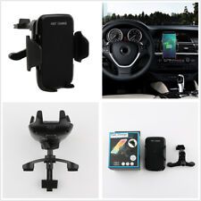 Portable Qi 10W Fast Wireless Charging Auto Car Phone GPS Mount Holder Stand Kit