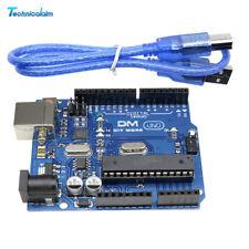 UNO R3 ATmega328P ATmega16U2 Power Development Board with USB Cable For Arduino