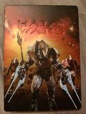 Halo Wars -- Limited Edition (Microsoft Xbox 360, 2009)