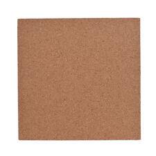 Square Message Bulletin Board Self Adhesive Cork For Home Decoration