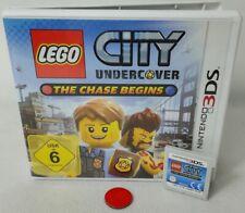 LEGO City Undercover: Comienza la persecución. Nintendo DS ? 3DS ? utilizado en OVP